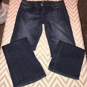 Kut from the Kloth | Size 12 Straight Leg Jeans 💙